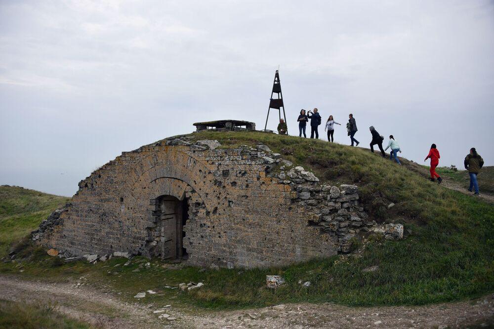 Kerč. Výhodné krymské město se starobylou a tragickou historií