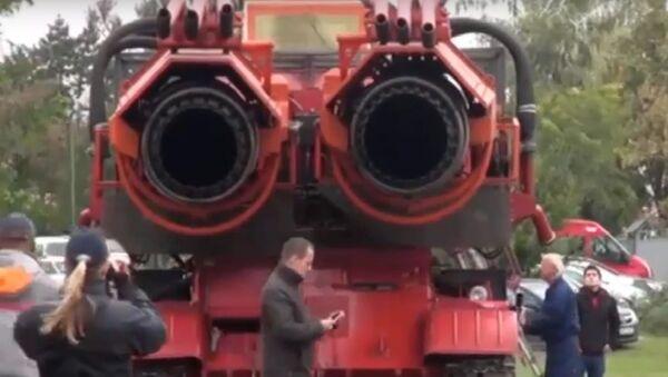 Maďaři kdysi spářili T-34 s MiG-21. Důvod vás překvapí (VIDEO) - Sputnik Česká republika