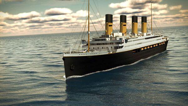 Titanic II - Sputnik Česká republika