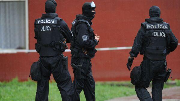 Slovenské policie - Sputnik Česká republika