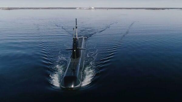 Ve Švédsku bylo modernizováno strašidlo amerických letadlových lodí - Sputnik Česká republika