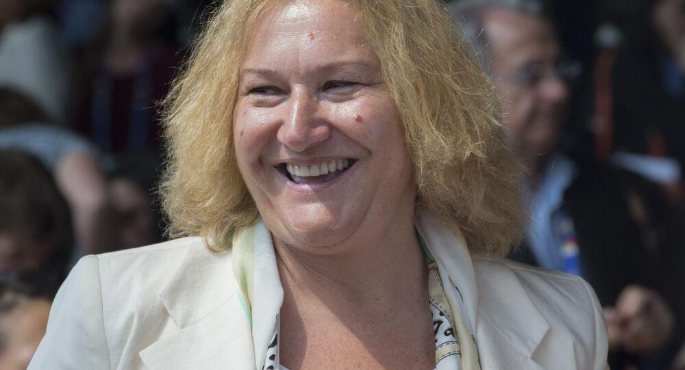 Bývalá majitelka společnosti Inteko a manželka bývalého moskevského starosty Jurije Lužkova Elena Baturinová