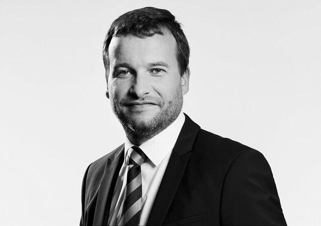 Ekonom Pavel Ryba