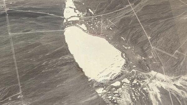 Обновленный снимок Зоны 52 в программе Google Earth - Sputnik Česká republika