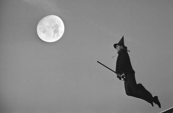 Halloween: přes roky, přes století - Sputnik Česká republika