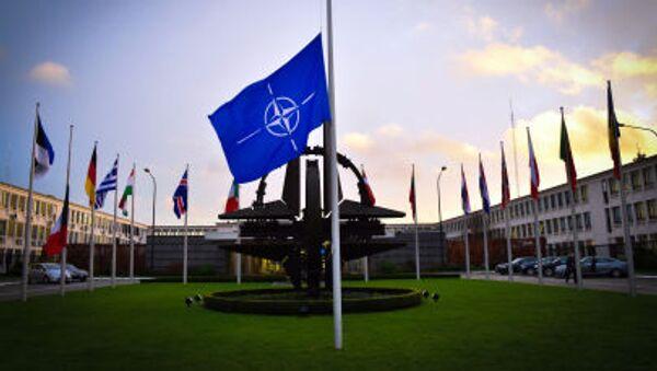 NATO v Bruselu - Sputnik Česká republika