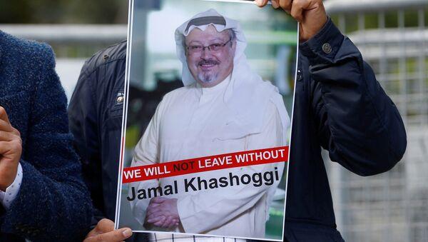 Zabitý saúdský novinář Džamál Chášukdží. Ilustrační foto - Sputnik Česká republika