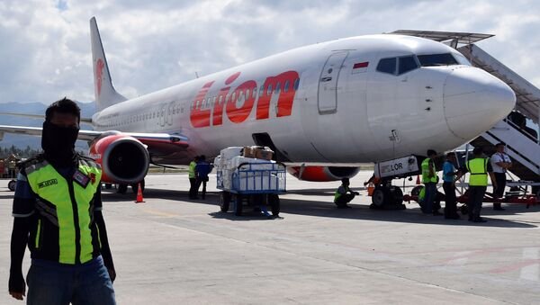Lion Air Boeing 737-800 - Sputnik Česká republika
