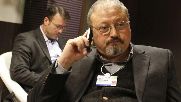 Džamál Chášakdží (novinář) - Sputnik Česká republika
