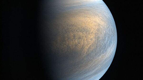 Venuše vyfocena sondou Akacuki - Sputnik Česká republika