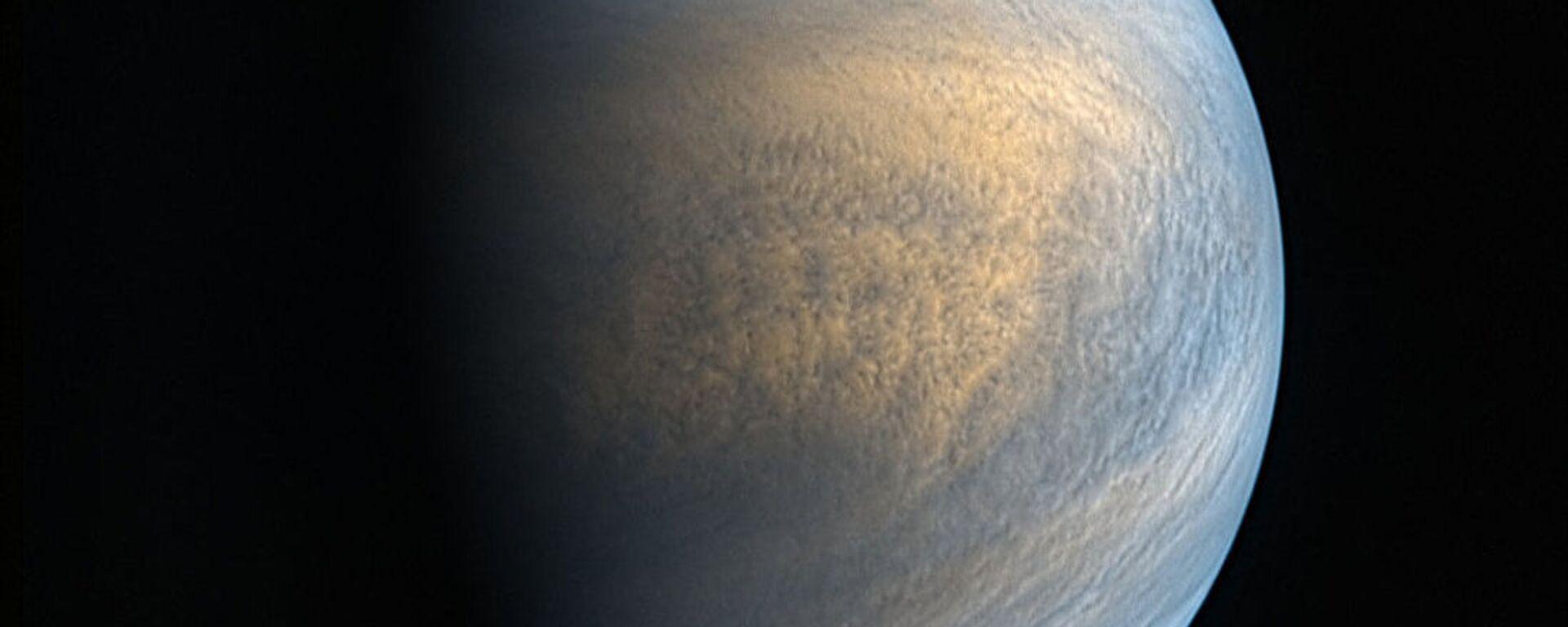 Venuše vyfocena sondou Akacuki - Sputnik Česká republika, 1920, 15.07.2021