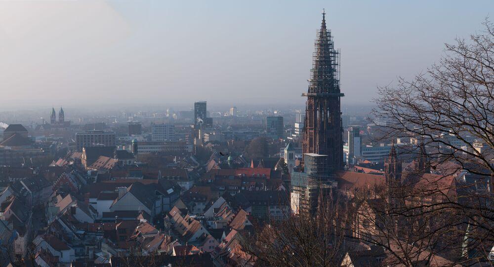 Freiburg, Německo