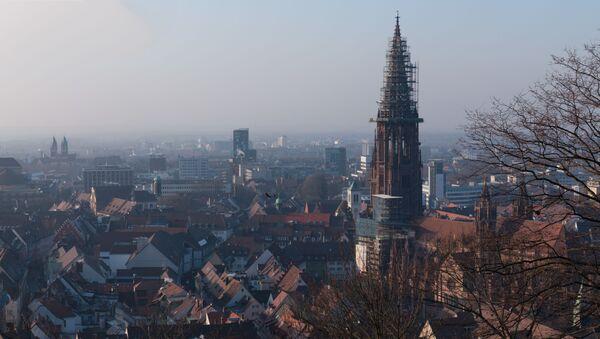 Freiburg, Německo - Sputnik Česká republika