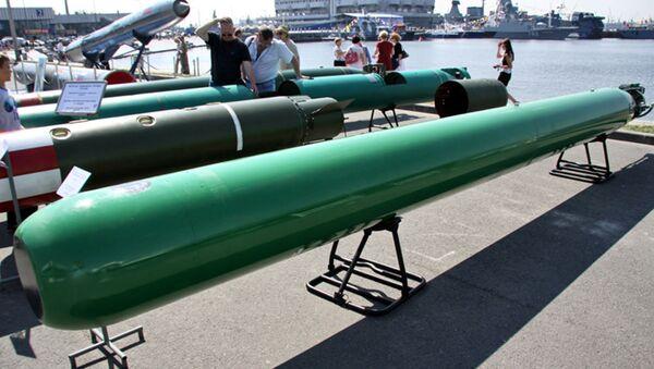 Универсальная глубоководная самонаводящаяся торпеда УГСТ - Sputnik Česká republika