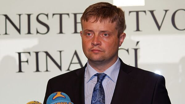 Martin Janeček - Sputnik Česká republika
