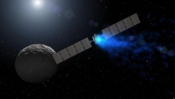 Kosmický přístroj Dawn - Sputnik Česká republika