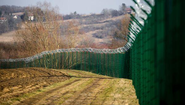 Slovinsko-Chorvatská hranice - Sputnik Česká republika