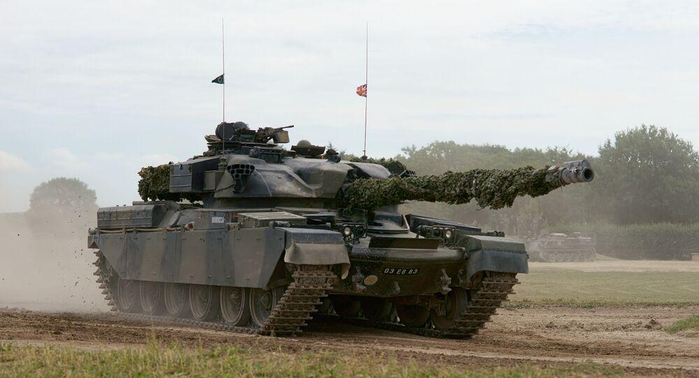 Tank Chieftain