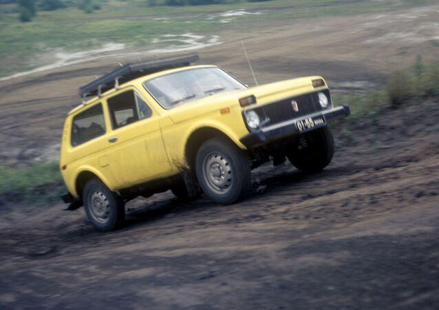 VAZ-2121 Niva. Ilustrační foto