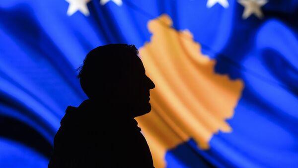 Vlajka Kosova - Sputnik Česká republika
