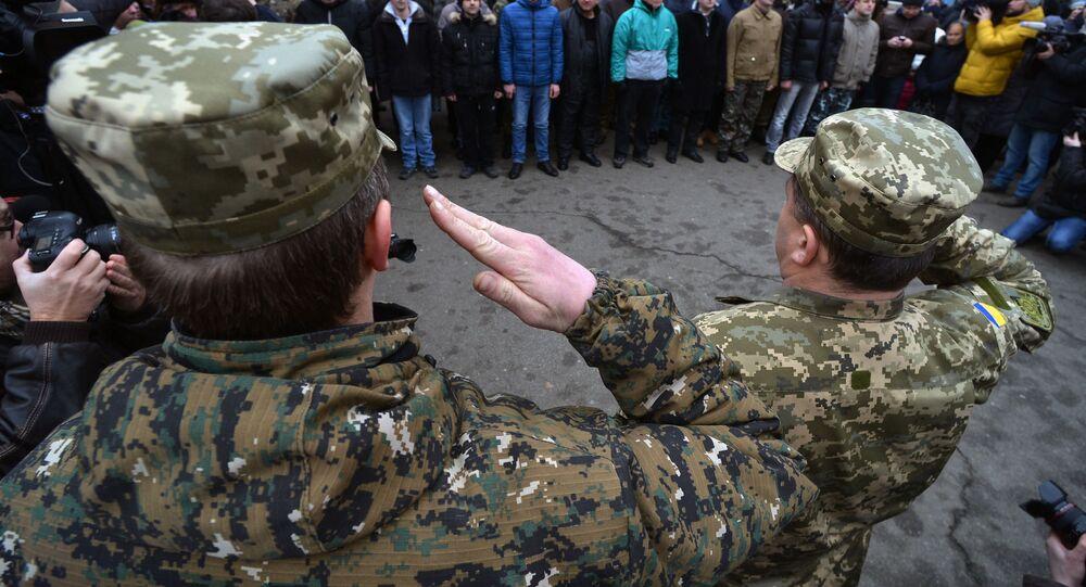 Odvodní okresek v Kyjevě