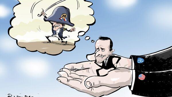 Macron sní o panevropské armádě - Sputnik Česká republika