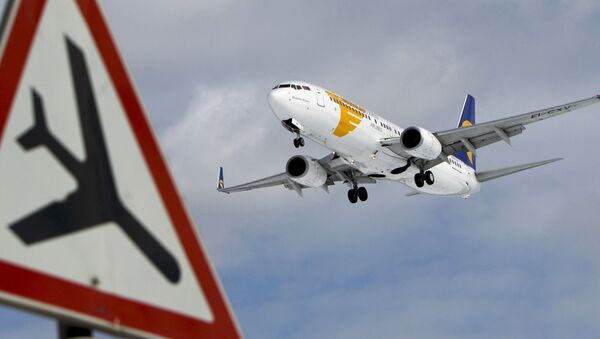 Letadlo Boeing 737 - Sputnik Česká republika