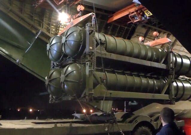 Protivzdušné systémy S-300 v Sýrii