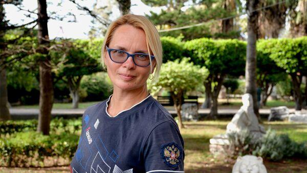 Cestovatelka Irina Sidorenko - Sputnik Česká republika
