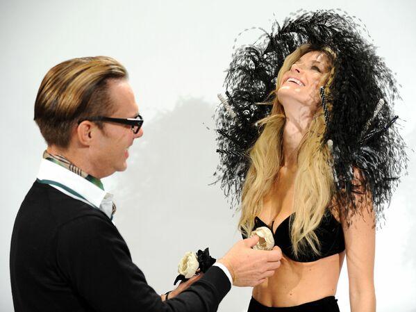 Nahlédněte do zákulisí show Victoria's Secret - Sputnik Česká republika