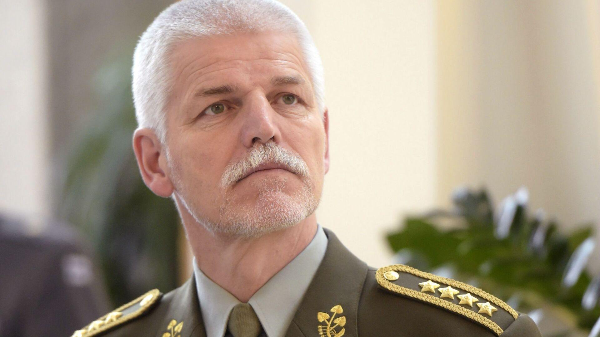 Generál Petr Pavel - Sputnik Česká republika, 1920, 28.07.2021
