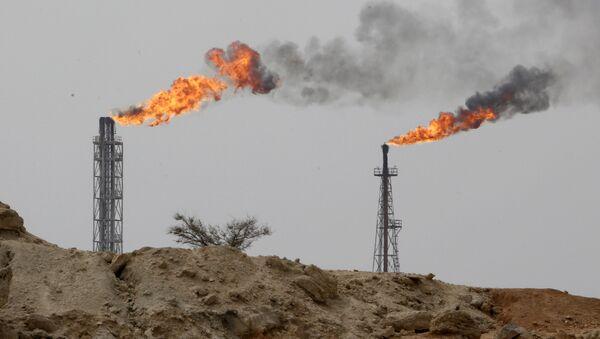 Ropný průmysl v Íránu - Sputnik Česká republika