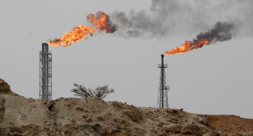 Ropný průmysl v Íránu