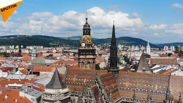 THIS IS SLOVAKIA // NAŠE SLOVENSKO - Sputnik Česká republika