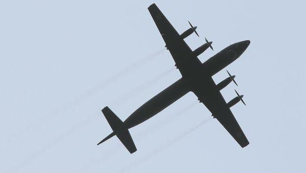 Letadlo Il-38N - Sputnik Česká republika