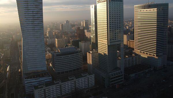 Smog nad Varšavou - Sputnik Česká republika