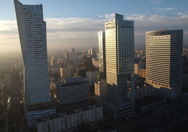 Smog nad Varšavou