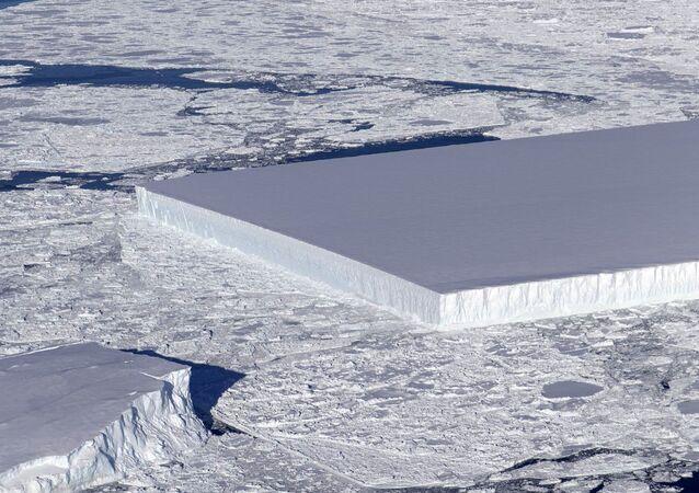 Pravoúhlý ledovec