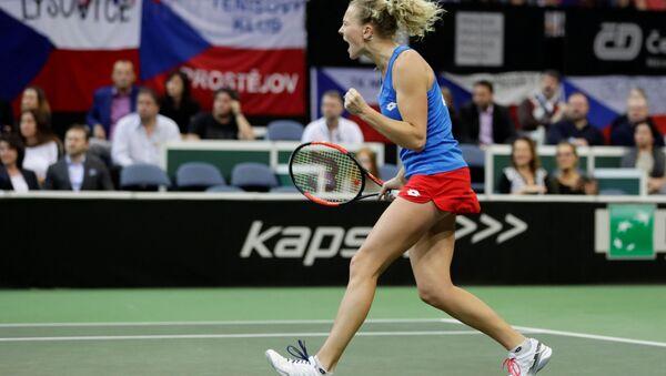 Česká tenistka Kateřina Siniaková - Sputnik Česká republika