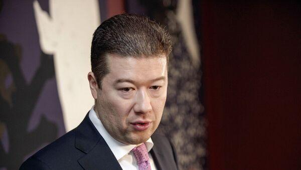 Český politik Tomio Okamura - Sputnik Česká republika