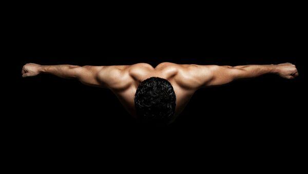 Výstava skutečně nahých mužů - Sputnik Česká republika