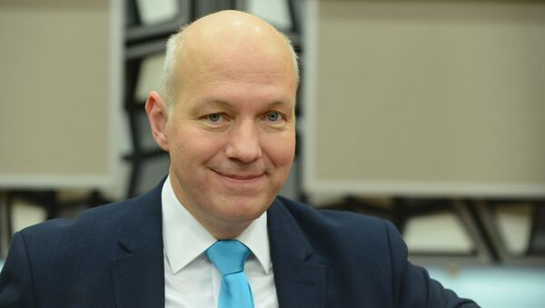 senátor Pavel Fischer - Sputnik Česká republika