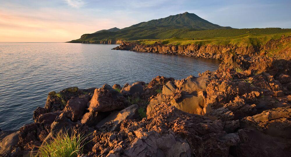 Kurilské ostrovy
