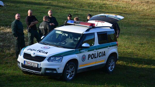 Slovenská policie - Sputnik Česká republika