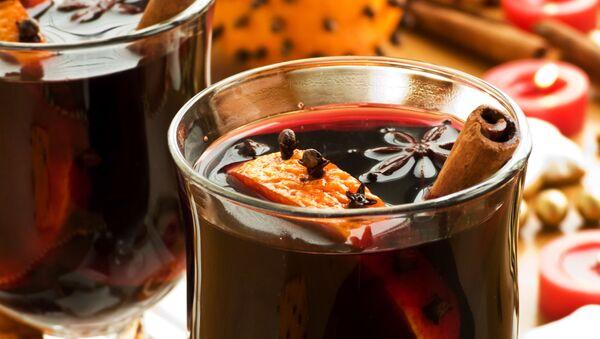 Svařené víno - Sputnik Česká republika