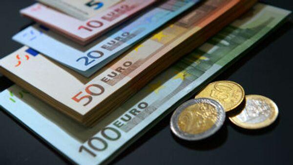 Eura. Ilustrační foto - Sputnik Česká republika