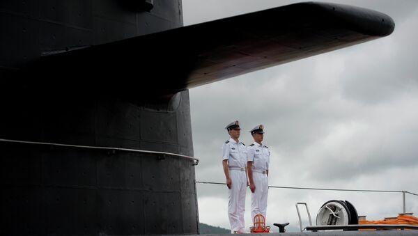 Čínská ponorka - Sputnik Česká republika