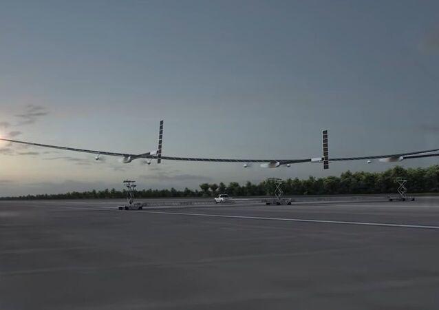 Odysseus is the world's most capable solar-powered, autonomous aircraft