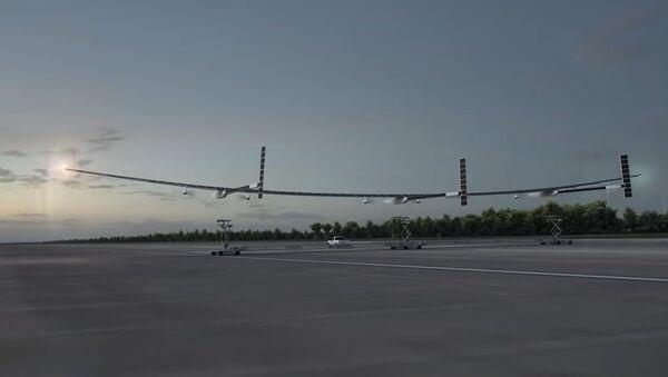 Odysseus is the world's most capable solar-powered, autonomous aircraft - Sputnik Česká republika