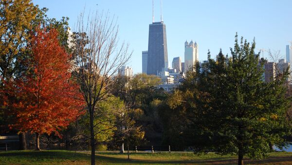 Mrakodrap John Hancock Center v Chicagu - Sputnik Česká republika